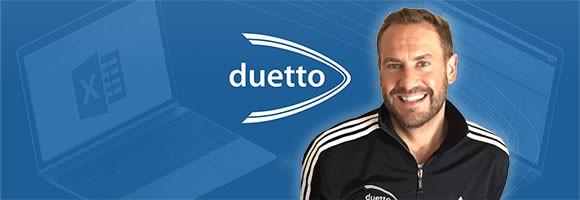 Tim Kolman, Senior Solutions Engineer for Duetto,